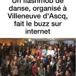 France 3 Hauts de France Flashmob V2 Eric Koloko
